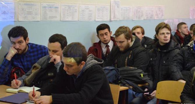 Выпускникам «неподконтрольного» Донбасса  предоставят стипендии и общежития для подготовительных курсов