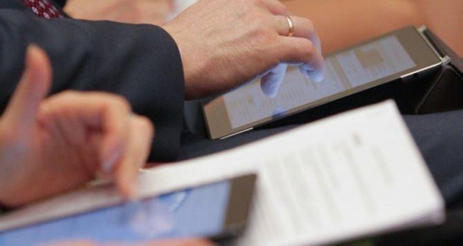 Зеленский предлагает обновить понятие электронного СМИ