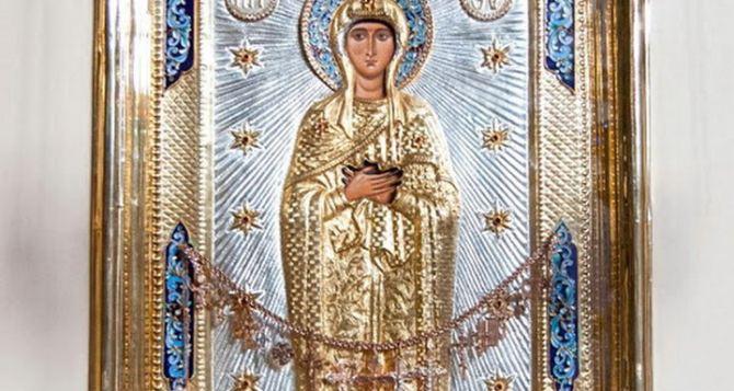 В Луганске 12июня пройдет традиционный Крестный ход с Луганской иконой Божией Матери