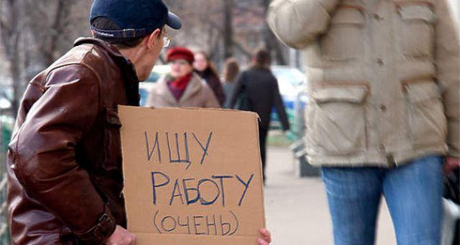Стало известно сколько вакантных рабочих мест есть в Луганске