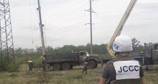 Водо- и энергоснабжение Луганской области находится под угрозой