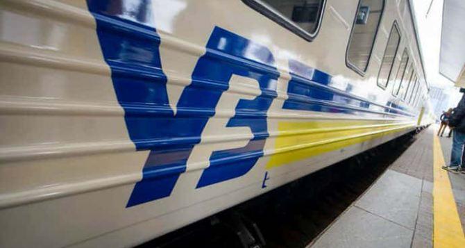 Поезд «Лисичанск-Ужгород» признан самым популярным в Украине