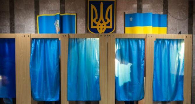 ЦИК не исключает проведения местных выборов на Донбассе 31октября