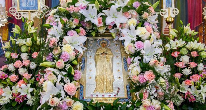 Прошли масштабные празднования в честь Луганской иконы Божией Матери. ФОТО