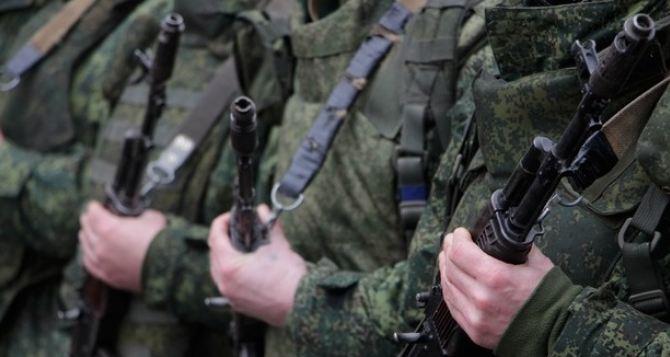 В Луганске срочно объявили военные сборы резервистов
