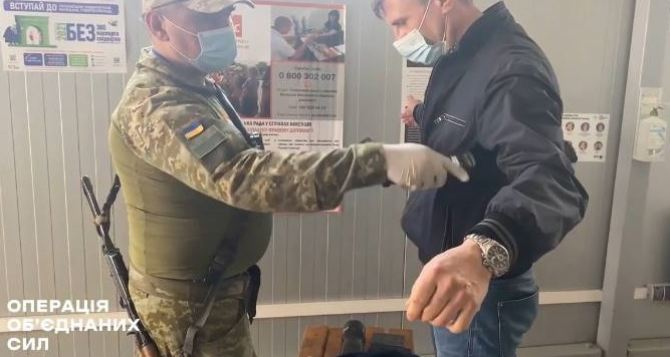 «Тест не делал, приложение не устанавливал»: как проходят КПВВ «Станица Луганская»