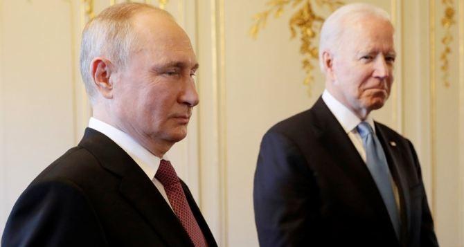 Курс валют в Луганске на 18июня. После встречи Путина и Байдена курс рубля вРФ вырос, а в Луганске упал
