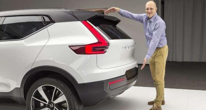 Volvo XC40: чего ожидать от кроссовера