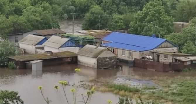 Стихийное бедствие в Донецкой области: 20 тыс остались без света