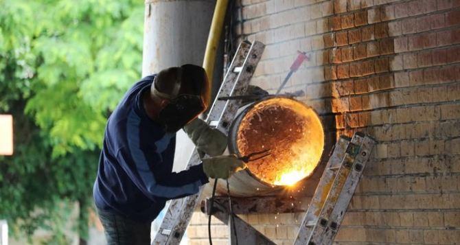 В Луганске возобновили газоснабжение абонентов, отключенных из-за взрыва