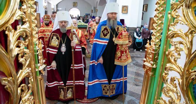 Стало известно кто возглавит управление Луганской епархией