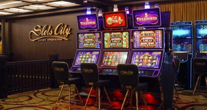 Обзор игровых залов Slots City в Киеве
