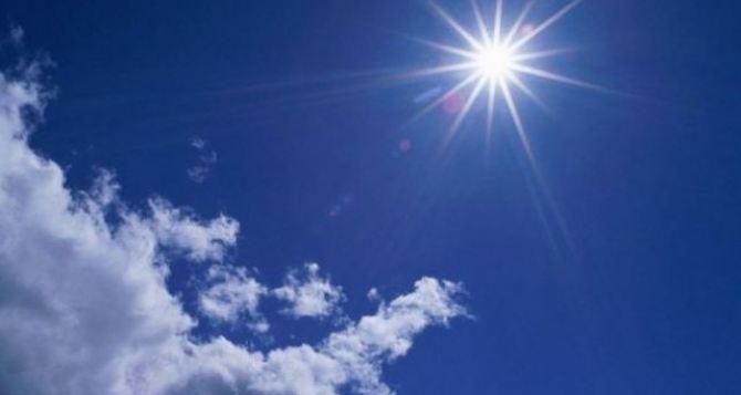 1июля в Луганске и области до 32 градусов жары