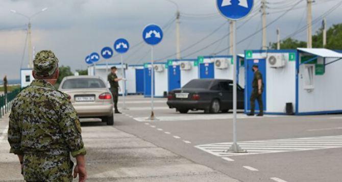 КПВВ «Еленовка» откроют на въезд и выезд 2июля