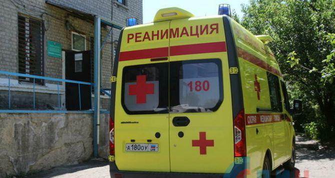 Женщина пострадавшая от обстрела в пгт Донецком прооперирована и отправлена в Луганск