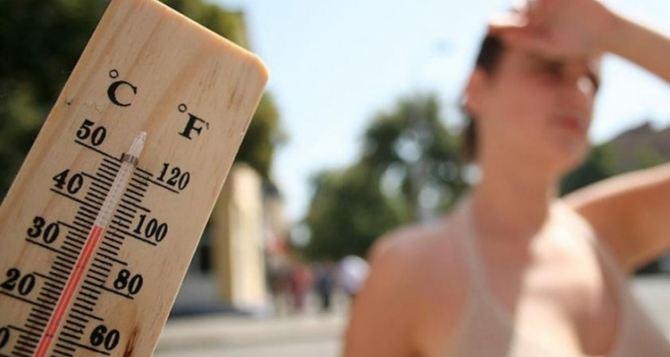В Украине усиливается жара: 10июля +34.