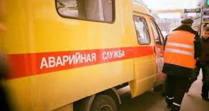 В Луганске из-за очередной аварии без воды осталась часть города