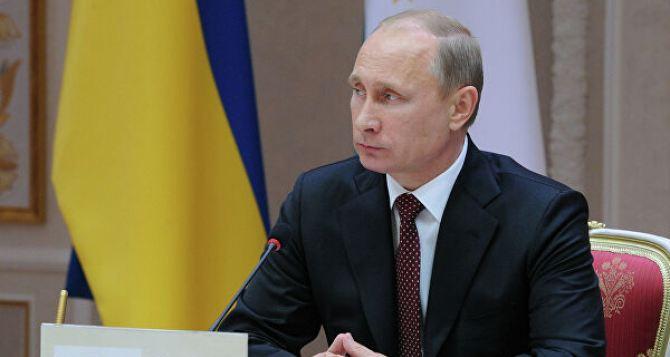 Путин обратился к украинскому народу с посланием (на украинском!)