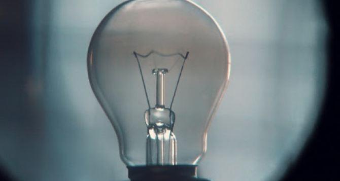 Жители нескольких городов Луганской области завтра останутся без света