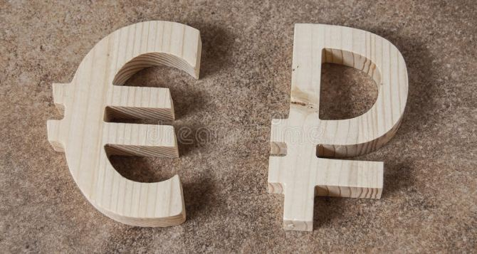 Курс валют в Луганске на 13июня