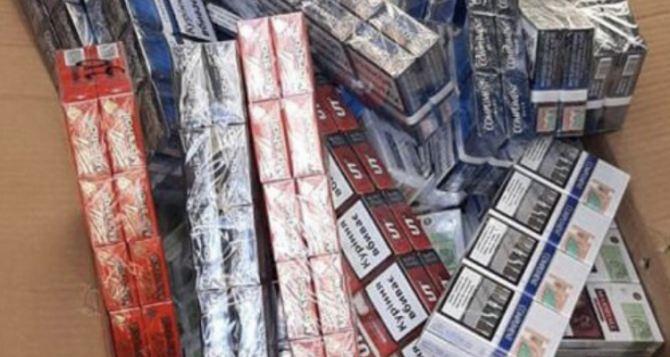 На Луганщине разоблачили подпольную табачную сеть