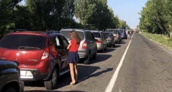 Огромные очереди, продажа мест— беспредел на КПП в Успенке, Мариновке и Новоазовске глазами очевидцев