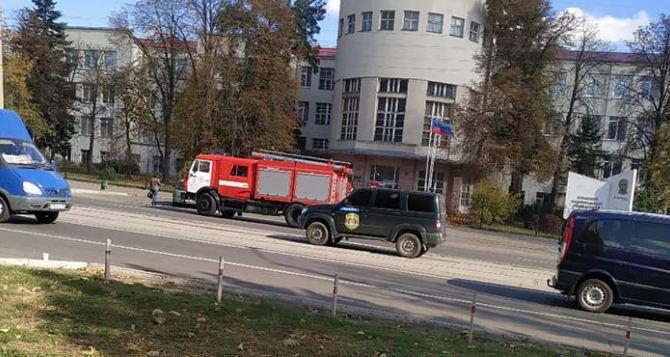 В Луганске поймали и наказали террориста. Телефонного