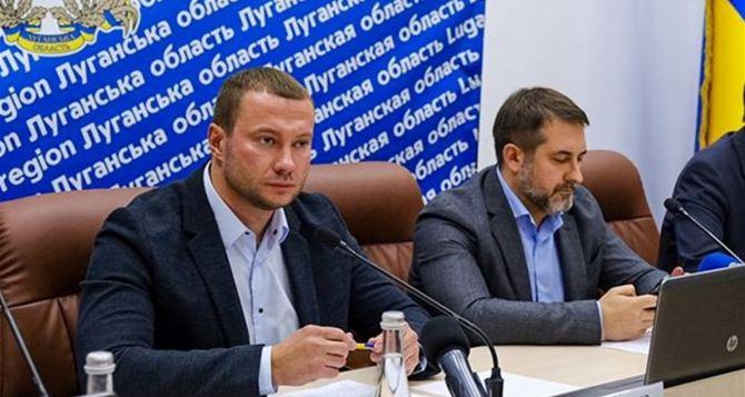 Сколько заработали за прошедший месяц губернаторы Луганской и Донецкой областей