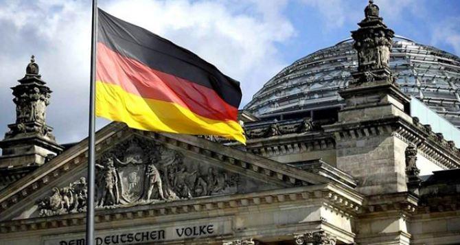Германия призвала Украину и Россию выполнить обязательства перед жителями Донбасса