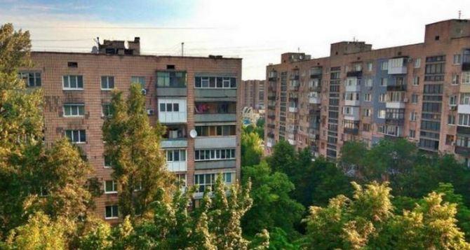 В Луганске отремонтируют более 250 многоэтажек