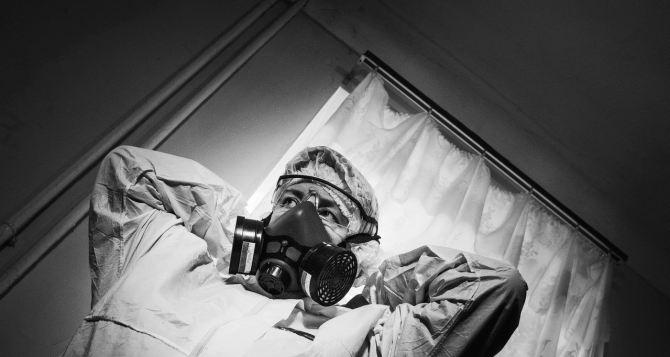 За неделю в Луганске зарегистрировали более полутысячи заболевших COVID-19. Умерло 62 человека