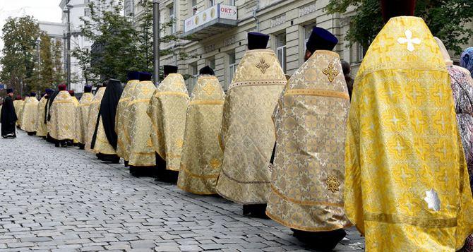 Новых управляющих назначили в Луганской и Ровеньковской епархиях