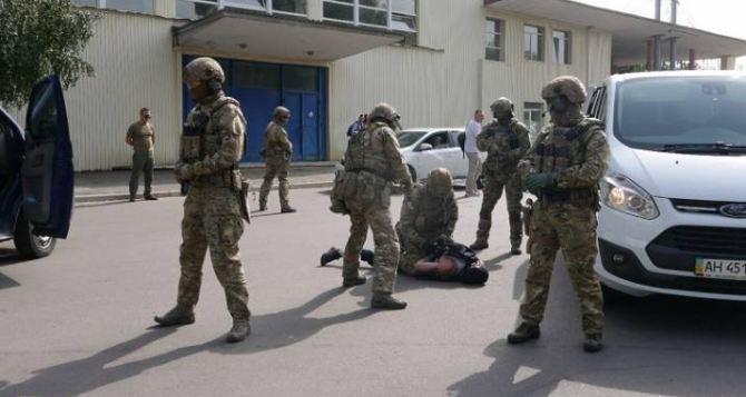 СБУ провело зачистки в Северодонецке, Рубежном и Лисичанске