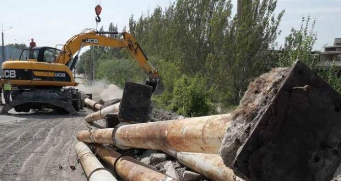Аварийный путепровод по улице Советской снесут до января.