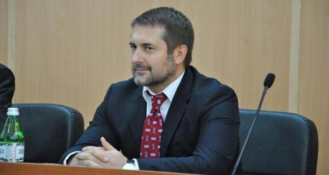 Председателя Луганской ОГА заподозрили в коррупции