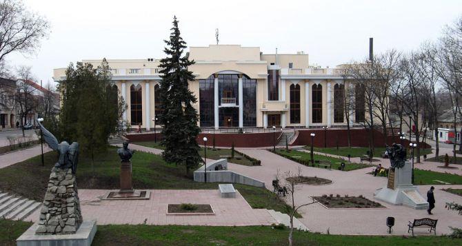 На программу «Танцевальные ритмы» приглашает Луганская филармония