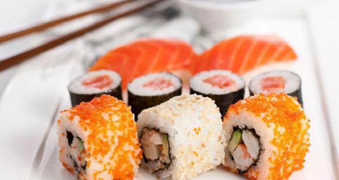 Доставка суши: преимущества
