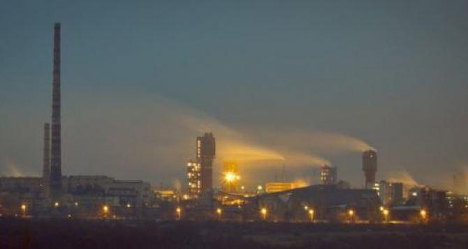 На Северодонецком «Азоте» запущен цех по производству аммиака