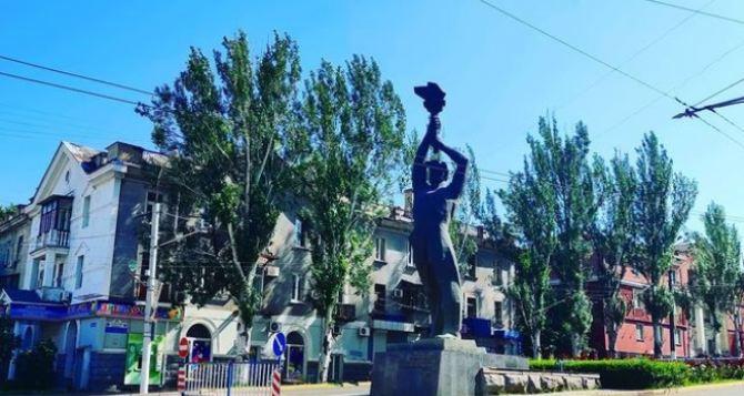 Жители Луганска— это жертвы, считают в Киеве