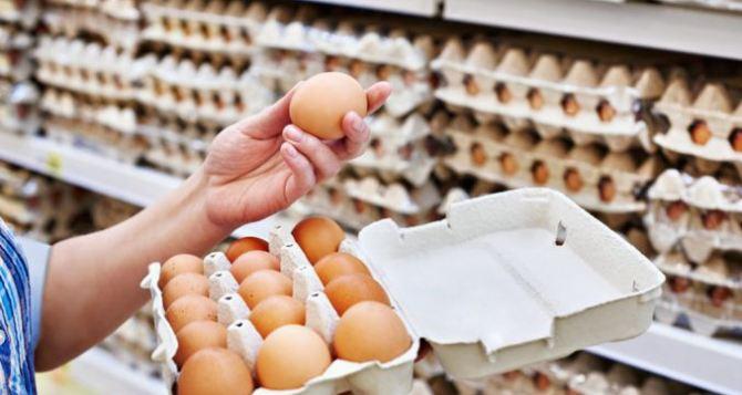 Во второй половине сентября больше всего подрожали яйца и картофель