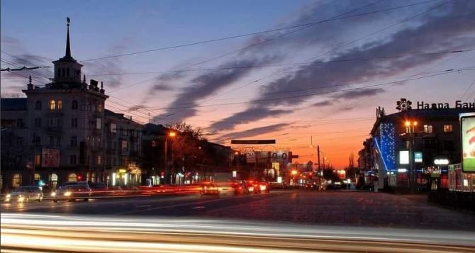 Завтра в Луганске без осадков, ветрено, днем до 15 градусов тепла