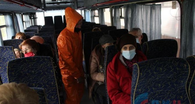 Вчера на КПВВ «Станица Луганская» из Луганска выпустили всех. Но сказали, что это была одноразовая акция