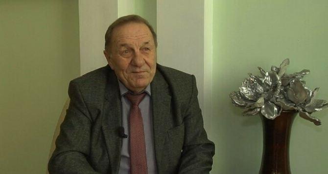 Умер директор Театра эстрадной музыки и песни Луганска