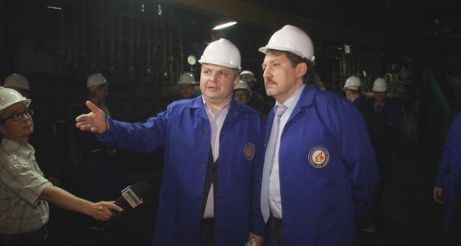 Алчевский меткомбинат и Стахановский завод ферросплавов перешли в новые руки