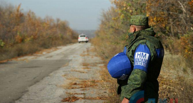 Луганск отозвал все гарантии безопасности на линии соприкосновения