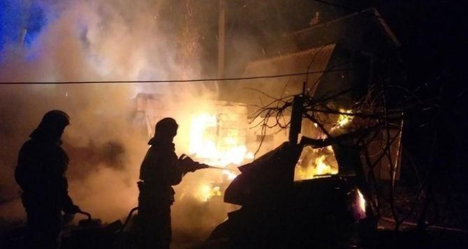 Семья из Луганска едва не лишилась дома