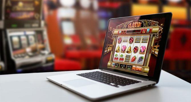 Онлайн казино с лицензией в Украине Slots