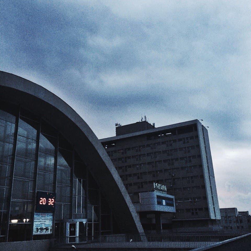 Весенний Луганск 2018