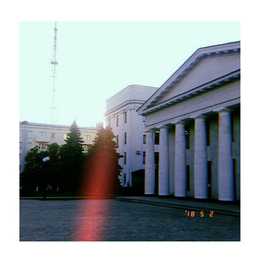 Майский Луганск на фото жителей города