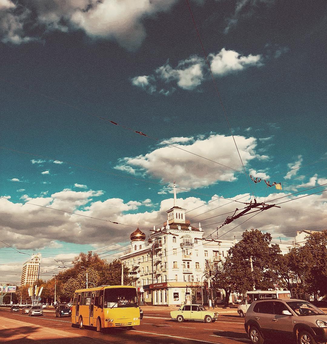 самые красивые фото луганска того